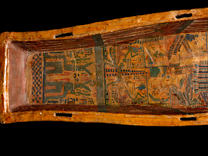 images for Inner Coffin & Lid Of Tentkhonsu-thumbnail 30