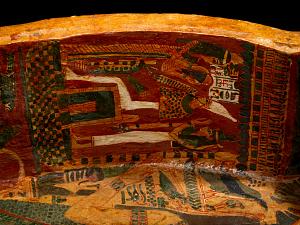 images for Inner Coffin & Lid Of Tentkhonsu-thumbnail 35