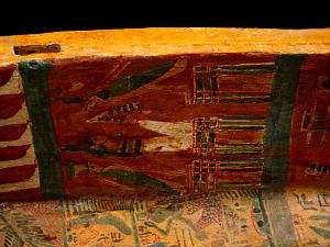 images for Inner Coffin & Lid Of Tentkhonsu-thumbnail 37