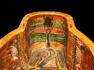 images for Inner Coffin & Lid Of Tentkhonsu-thumbnail 41