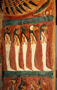 images for Inner Coffin & Lid Of Tentkhonsu-thumbnail 45