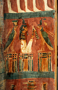 images for Inner Coffin & Lid Of Tentkhonsu-thumbnail 46