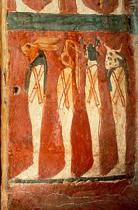 images for Inner Coffin & Lid Of Tentkhonsu-thumbnail 48