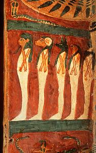 images for Inner Coffin & Lid Of Tentkhonsu-thumbnail 50