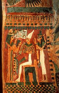 images for Inner Coffin & Lid Of Tentkhonsu-thumbnail 52