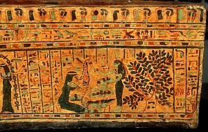 images for Inner Coffin & Lid Of Tentkhonsu-thumbnail 53