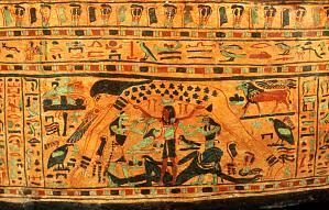 images for Inner Coffin & Lid Of Tentkhonsu-thumbnail 57