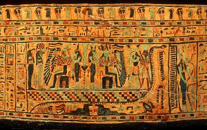images for Inner Coffin & Lid Of Tentkhonsu-thumbnail 61