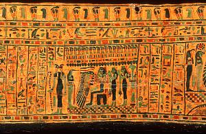 images for Inner Coffin & Lid Of Tentkhonsu-thumbnail 62