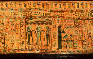 images for Inner Coffin & Lid Of Tentkhonsu-thumbnail 63