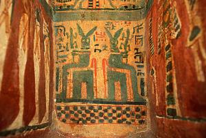 images for Inner Coffin & Lid Of Tentkhonsu-thumbnail 76