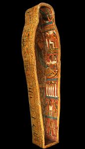 images for Inner Coffin & Lid Of Tentkhonsu-thumbnail 78