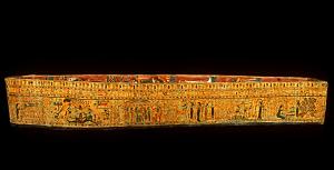 images for Inner Coffin & Lid Of Tentkhonsu-thumbnail 79