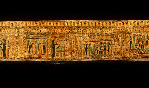images for Inner Coffin & Lid Of Tentkhonsu-thumbnail 81