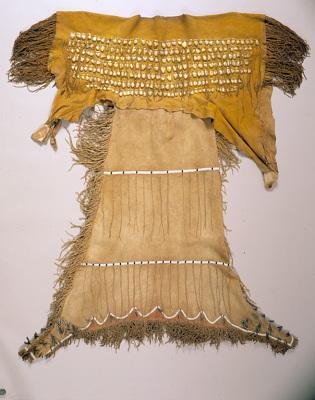 Woman's Elk Tooth Dress
