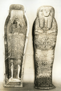 images for Outer Coffin & Lid Of Tentkhonsu-thumbnail 12
