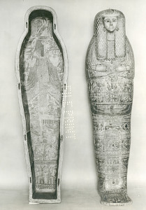 images for Inner Coffin & Lid Of Tentkhonsu-thumbnail 90