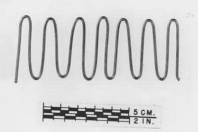 Loom Comb (Patterning Wire For Loom)