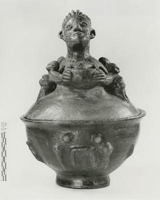 Ceremonial Lidded Bowl