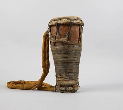 Drum (Bata) And Beater