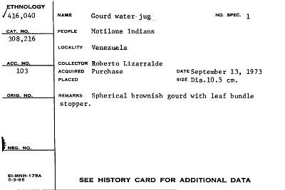 Gourd Water-Jug 1