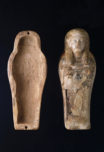 images for Mummy Coffin Model Of Wood-thumbnail 2
