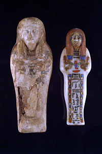 images for Shabti, Mummy Model Of Alabaster-thumbnail 6