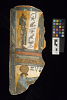 images for Fragment Of Mummy Coffin Cartonnage-thumbnail 3