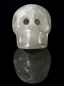images for Skull, carved rock crystal-thumbnail 4