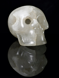 images for Skull, carved rock crystal-thumbnail 5