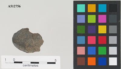 Fragment Of Stone Celt