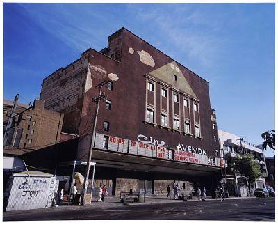 Recados Póstumos (Cine Avenida) [Posthumous Messages (Cinema Avenida)]