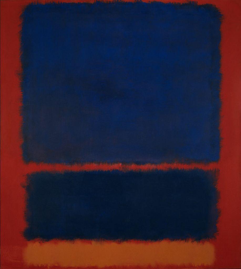 images for Blue, Orange, Red