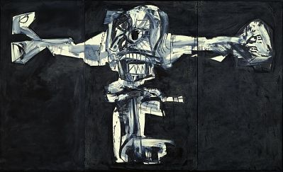 Crucifixion (Triptych)
