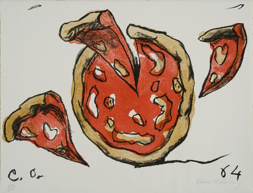 """images for Pizza (from """"New York Ten"""" portfolio)"""