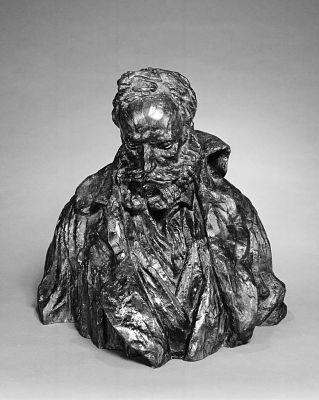 Carpeaux, Jean-Baptiste, Bust Of