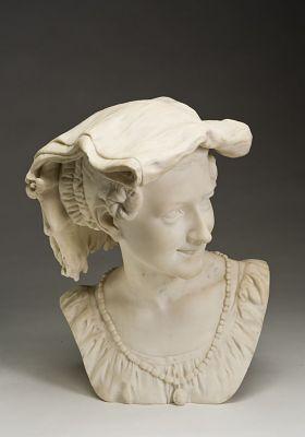 Anna Foucart de Valenciennes (The Smiling Neapolitan Girl)