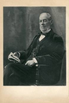 Horatio Hollis Hunnewell, Portrait from Life, Letters and Diary of Horatio Hollis Hunnewell