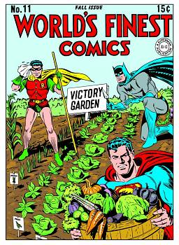 World's Finest Comics, Issue No. 11, 1943