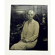 Lou Henry Hoover Portrait