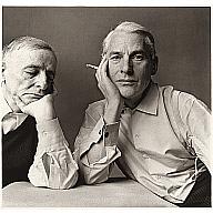 Frederick Kiesler and Willem de Kooning