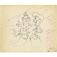Martha Raye Kissing Joe E. Brown, #5