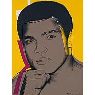 Image of Muhammad Ali - Hand on Chin
