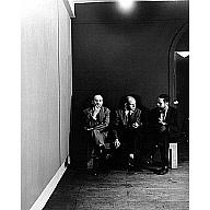 Barnett Newman, Jackson Pollock and Tony Smith