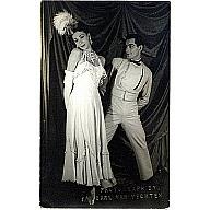 Hugh Laing and Nora Kaye