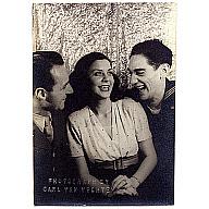 William Raney, Helene Wortsman and Frank Piro