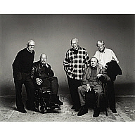 Image of Five Whitney Artists, New York