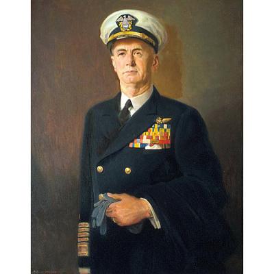 Admiral Ernest Joseph King