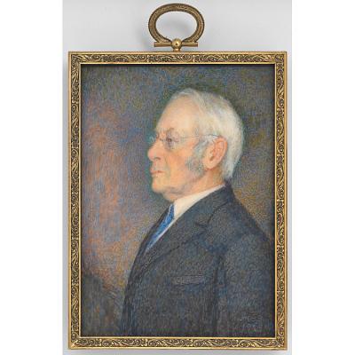 Charles William Eliot Portrait