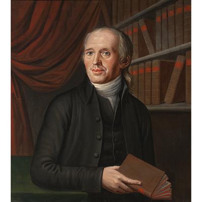 Reverend Justus Henry Christian Helmuth